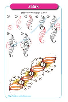 60 New Ideas Art Design Doodles Zentangle Patterns