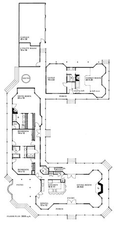 Houses With In Law Suites on small farmhouse plans ranch