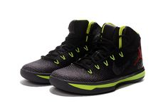 e8b5e920bb1899 2017 Men s Woman s Air Jordan XXX1 Black Green Red Basketball Shoes   2017JORDAN31-24  -  79.00
