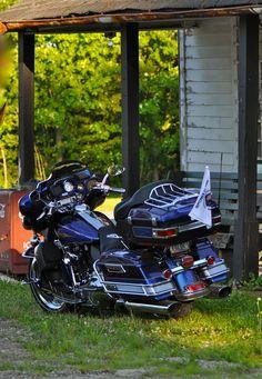 Harley-Davidson Ultra Classic - 2009 - Photo taken by David Feldkamp - Owner: David Feldkamp - Electra Glide - Columbus, Ohio