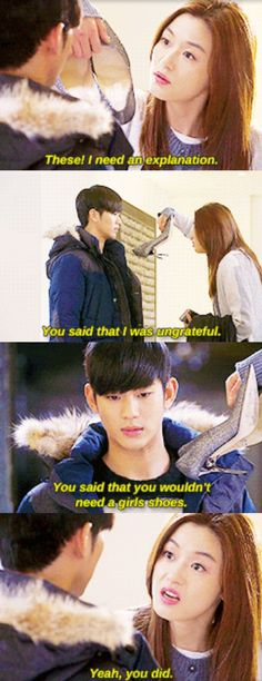 [Drama You Who Came From the Stars / My Love From Another Star ★ 별에서 온 그대 My Love From Another Star, Prison Life, Korean Entertainment, Korean Dramas, Korean Actresses, Kdrama, Tv Series, Writer, Chinese