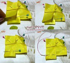 Мобильный LiveInternet Цветочки из лент мастер-класс | Марьяша5 - Меня зовут Марина.Мой дневничок - это копилочка всего, что мне интересно! |
