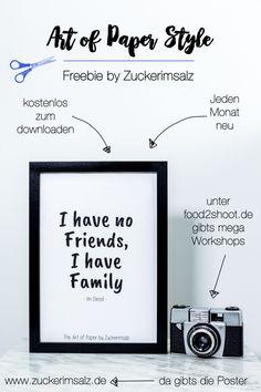 Lettering Print & Do It Planer … das Freebie #8 | zuckerimsalz Letter Board, Paper Art, German, Jewelry Making, Diy Home Crafts, Craft Tutorials, Diy Presents, Hand Crafts, Paper Art Design