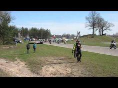 Supermoto Madona Latvia 30.4.2016 lähtö lämmittelyyn 2 erä