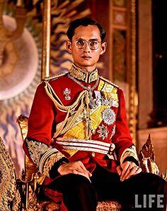 His Majesty King Bhumibol Adulyadej of Thailand