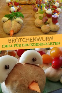 Brötchenwurm Tatzelwurm (breadworm) recipe for the kindergarten. The delicious pizza dough (yeast dough) rolls are prepared quickly and easily with the Thermomix: www.familienkost & # kindergarten The post rolls worm appeared first on Leanna Toothaker. Homemade Rolls, Homemade Baby Foods, Pizza Express, Pizza Recipes, Baby Food Recipes, No Yeast Pizza Dough, Low Fat Cookies, Sweet Dinner Rolls, All Vitamins