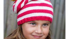 Knitted Hats, Needlework, Knitting, Children, Crochet, Creative, Handmade, How To Wear, Beanies