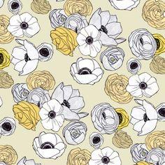 Katie Vernon floral pattern