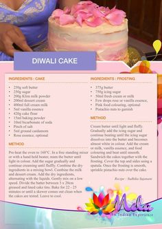 Sweet Meat Recipe, Sweet Recipes, Indian Dessert Recipes, Indian Sweets, Big Cakes, Just Cakes, Fancy Desserts, Delicious Desserts, Fun Baking Recipes