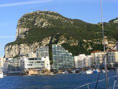 rock of gibraltar (British Territory)
