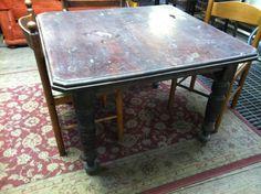 Old Dining Table - Mac's Warehouse Dublin