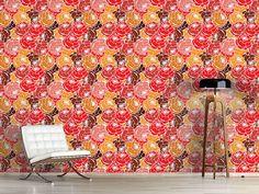 Design #Tapete Rosen Seifen