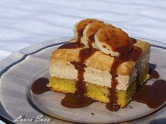 Prajitura cu crema si biscuiti | Retete culinare cu Laura Sava
