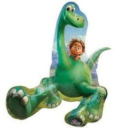 """34"""" Good Dinosaur -Pkg foil balloon"""