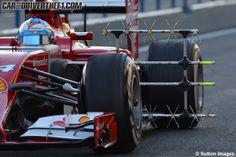 Fotos Test F1 2014 - Día 3 en Jerez
