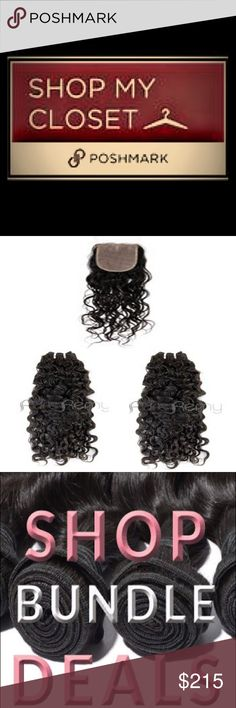 Malaysian bundles Get all the premium quality hair you need in one simple bundle for one low price. Our bundle deals give you a variety of the lengths and textures you need to achieve the exact style you want. Whether you are looking for more fullness, Get multiple packs of premium quality 100% Remy hair extensions at one low price. With our bundles deals, you get the exact amount of hair you need in the right mixtures of lengths, textures and prices to give you the look you crave…