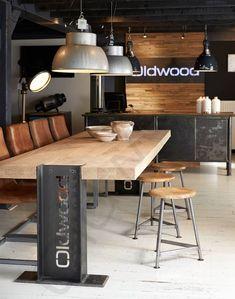 restaurant bar cafe table seating ideas