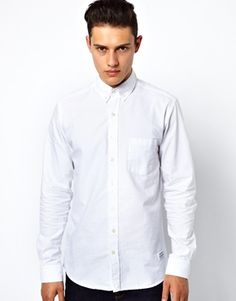 A Question Of Button Down Pocket Shirt