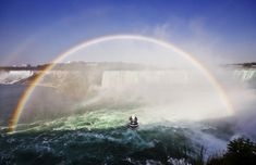 Niagara Falls, Ontario, Canada, and New York, USA