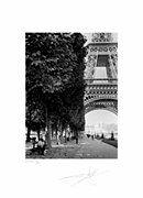 Eiffel Tower - paris, france Paris Black And White, Black And White Landscape, Pharmacy, Paris France, Landscape Photography, Tower, Gallery, Rook, Computer Case