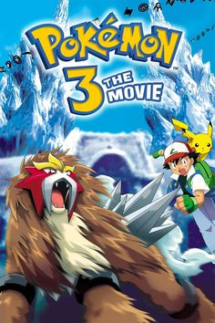 Ver Pokémon The Movie - Spell of the Unown descargar peliculas gratis online en español {HD} Film Pokemon, Pokemon Movies, Pokemon 20, Pokemon Entei, Pokemon Ash Ketchum, Pikachu, Sully, Top Movies, Movies And Tv Shows