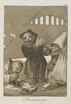 'Duendecitos' : Goya