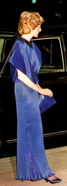 MAY 13 1986: State Dinner at the Imperial Palace in Tokyo, Japan