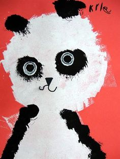 Check out student artwork posted to Artsonia from the Panda Portrait project gallery at Manawa Elementary School.