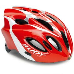 Casco de Ciclismo Rudy Project Snuggy blanco-rojo | Trimundo  $1104.00