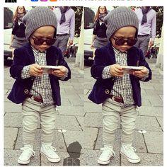 cute outfit baby boy fashion