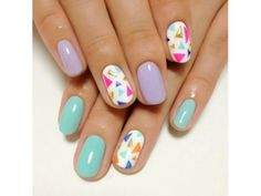 Tendenza unghie, manicure e nail art per la primavera estate 2014