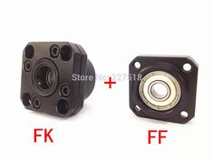 35.00$  Watch here - http://ai9r1.worlditems.win/all/product.php?id=1875141459 - Fixed Side FK10 & Floated Side FF10 Ballscrew End Supports