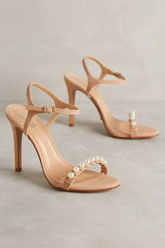 Danielle Heels by Schutz #anthrofave #anthropologie #anthrofave #anthropologie