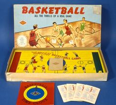 1960 Tudor Hockey Game Sports Games And Toys Games