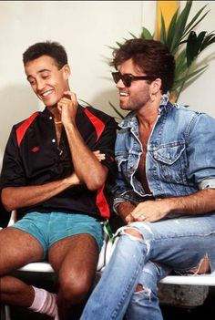 GEORGE MICHAEL ET ANDREW RIDGELEY
