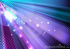 Party and disco background - ray light by Siarhei Dzenisevich, via Dreamstime