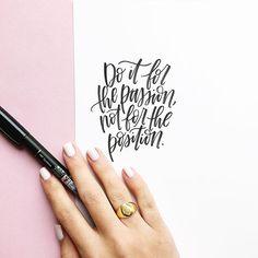 #brushlettering #qoute #motivation #Handlettering #lettering #typography #brushtype #designinspiration #goodletters  #handmadefont #moderncalligraphy #calligratype #calligraphy  #Regram via @kileyinkentucky