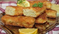 Domáce rybie prsty (fotorecept) - Recept