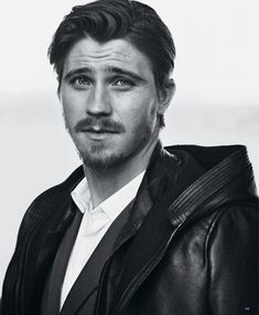 Garrett Hedlund I am so in love with you. Might've just jumped to my #1