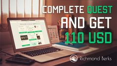 I got $110 in just a few clicks. Making money on auctions has never been easier. Start earning today!