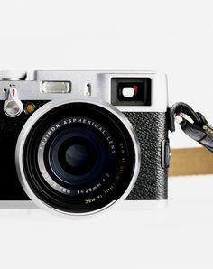 The Fujifilm x100.