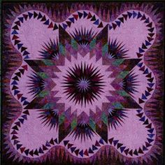 Judy Neimeyer's - Dragon Star [65 x 65 inches]