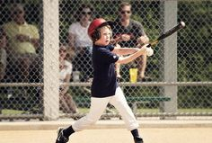 get off the bleachers   kid's sports photography (via @iheartfaces)