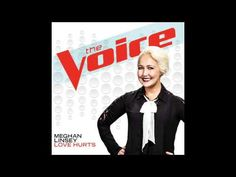 Meghan Linsey - Love Hurts - Studio Version - The Voice 8