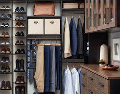Inspired Closets is your local home organization expert. Closet Companies, Garage Systems, Garment Racks, Laundry Room Storage, Custom Closets, Closet System, Room To Grow, Closet Designs, Closet Organization