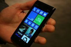 First Look: Windows Phone 7.8 On a Lumia 900 #Microsoft #Windows #WindowsPhone #WindowsPhone8 #Lumnia900