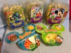 Show Your Disney Side with Fruit Snacks!