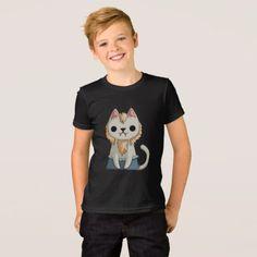 Cat werewolf Halloween Funny Halloween Gift Shirt - thanksgiving day family holiday decor design idea