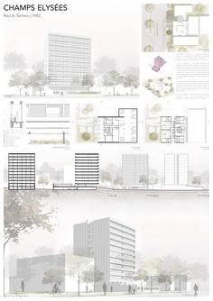 Architecture Site Plan, Architecture Concept Drawings, Architecture Panel, Architecture Graphics, Architecture Portfolio, Architecture Details, Interior Design Presentation, Architecture Presentation Board, Planer Layout