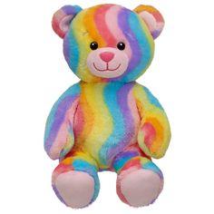 16 in. Rainbow Hugs Bear - Build-A-Bear Workshop US